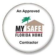 An Approved -My Safe Florida Home- Contractor